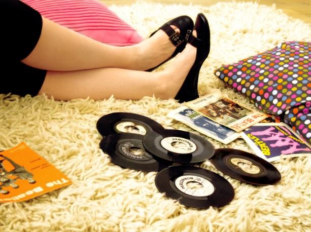discos y pies
