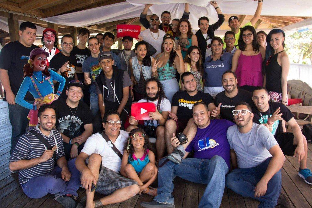 YouTubers de Puerto Rico
