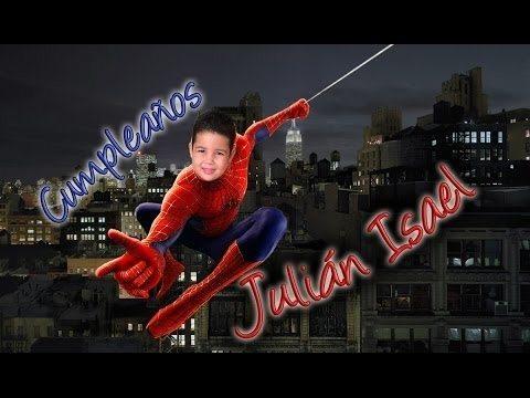 Protegido: Video-invitación al cumpleaños de Julián Isael