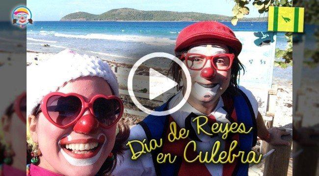 Día de Reyes en la isla de Culebra