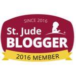 St. Jude Blogger