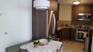 Target House - cocina del apartamento