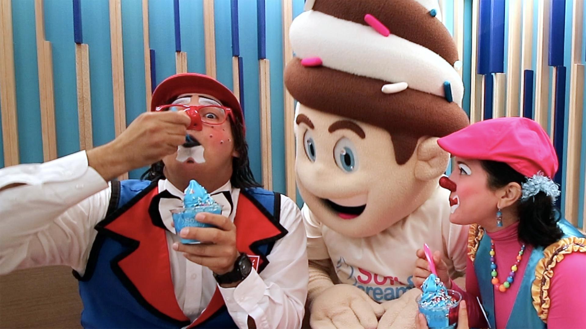 Al fin Che-ché probó el mantecado Cotton Candy de Soft and Creamy Puerto Rico